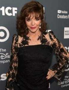 Joan Collins Age Wiki