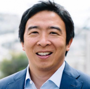 Andrew Yang Age Wiki