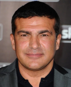 Tamer Hassan Age Wiki