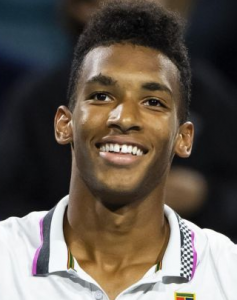 Auger-Aliassime Age Wiki