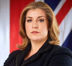 Penny Mordaunt Age Wiki